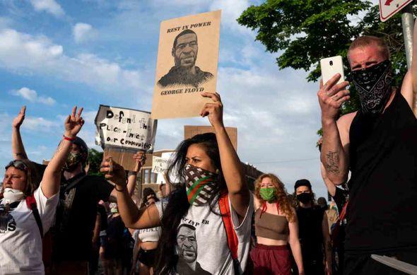 Black Lives Matter protestors should self-quarantine for two weeks - doctor issues advice