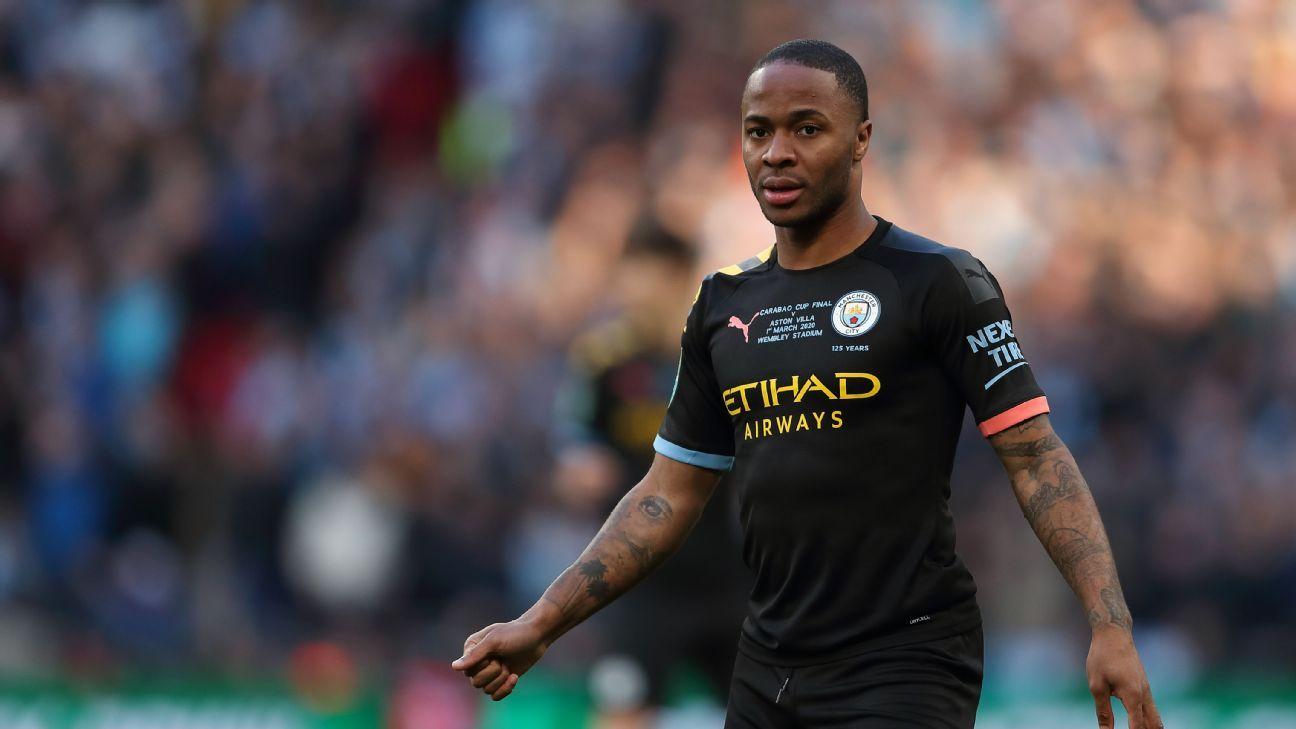 Man Citys Sterling: Premier League FA need more black representation at top level