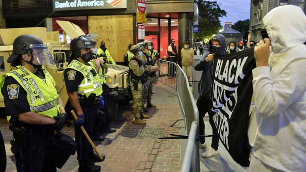 Rights groups urge UN to investigate US 'police violence'