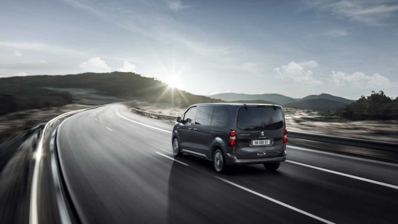 Peugeot launches all-electric e-Traveller MPV with 143-mile range