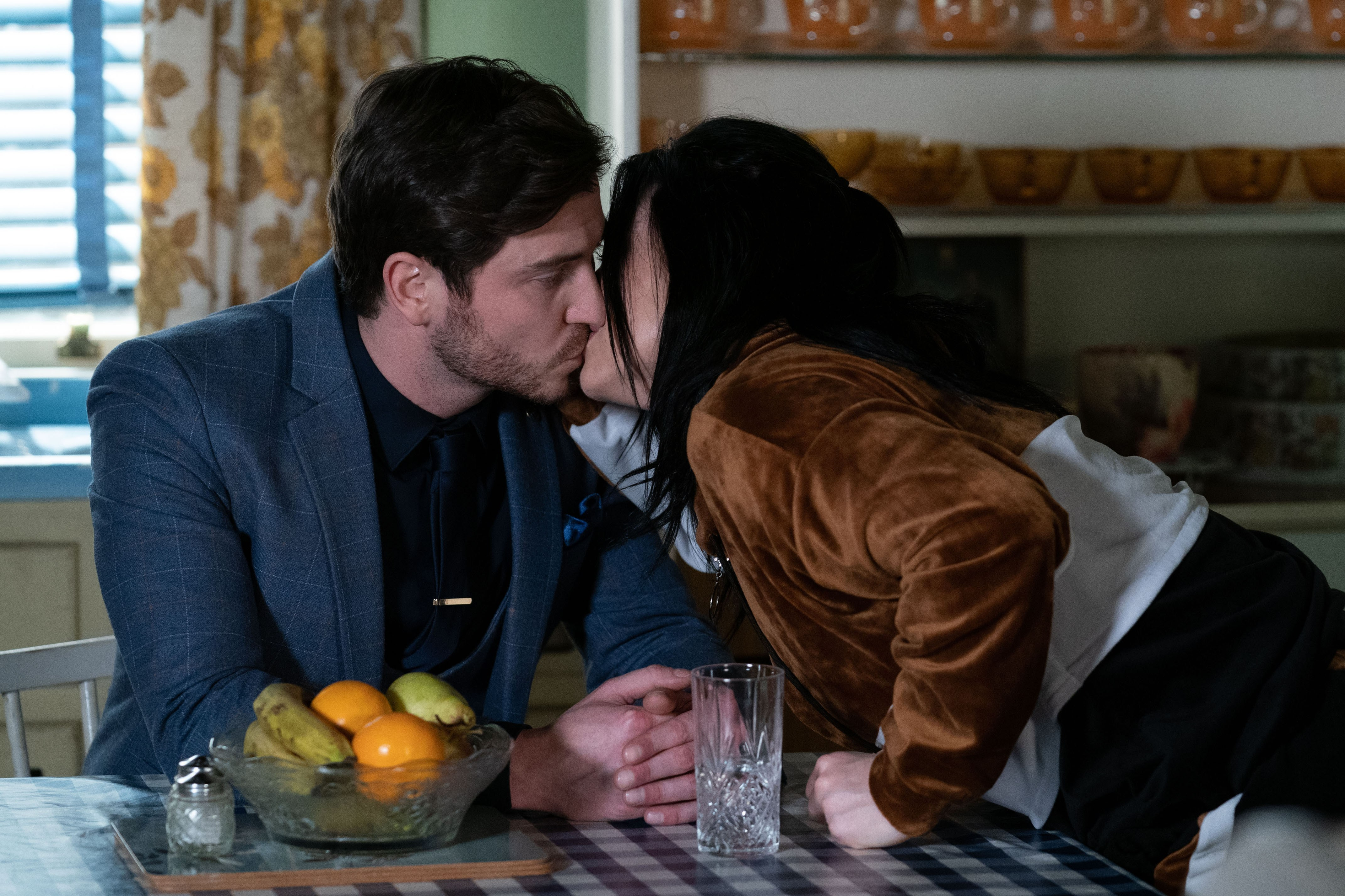 EastEnders spoilers: Whitney Dean and Gray Atkins' shock passion revealed in new images
