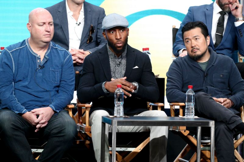'S.W.A.T.' Creator aaron rahsaan thomas knows cop shows need to do better
