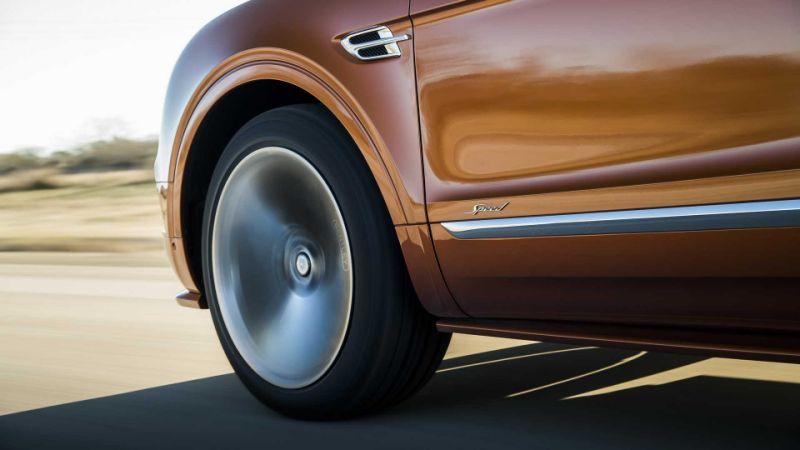 Bentley has sold 13.7 Bentayga SUVs each day