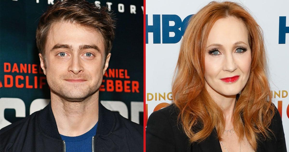Daniel Radcliffe Responds To J.K. Rowling's Transphobic Tweets