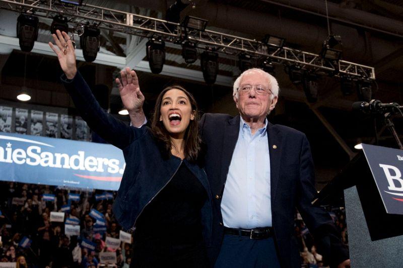 Ocasio-cortez, sanders endorse progressive charles booker in Kentucky senate primary