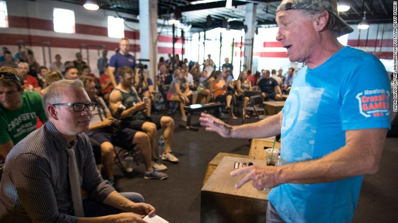 Greg Glassman resigns as CrossFit CEO after controversial statements about George Floyd