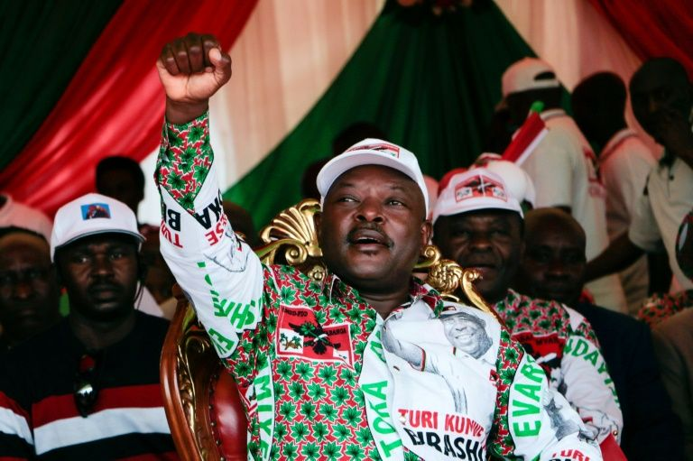 Veteran burundi President nkurunziza dies of heart failure