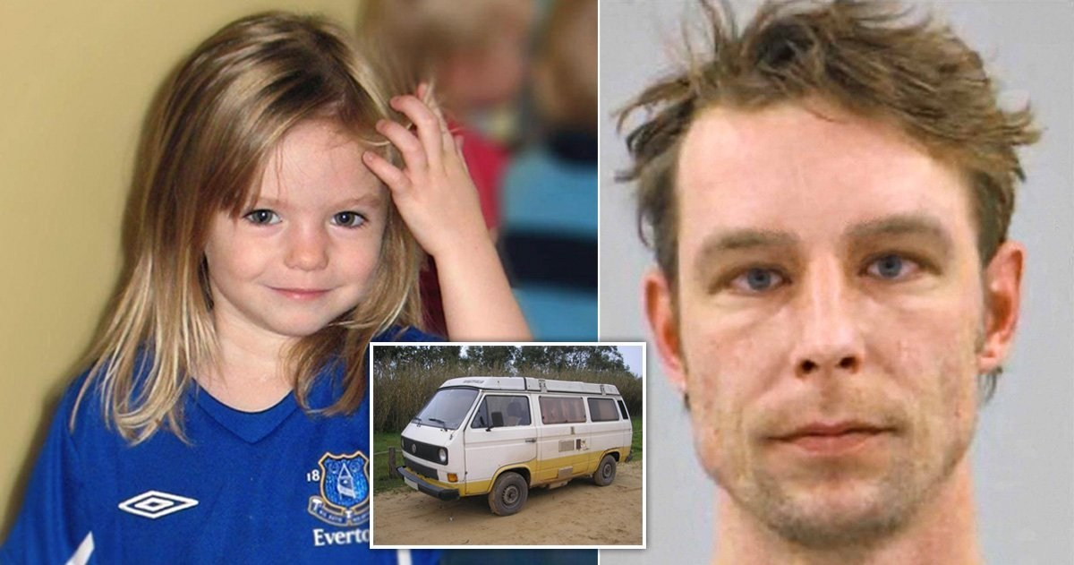 Witness 'saw Madeleine McCann getting into VW van weeks after disappearance'