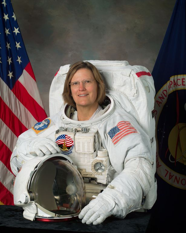 History-making NASA astronaut becomes first woman to dive to deepest spot on Earth