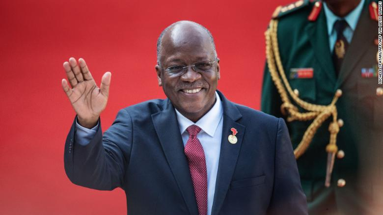 President claims Tanzania is free from coronavirus 'by the grace of God'