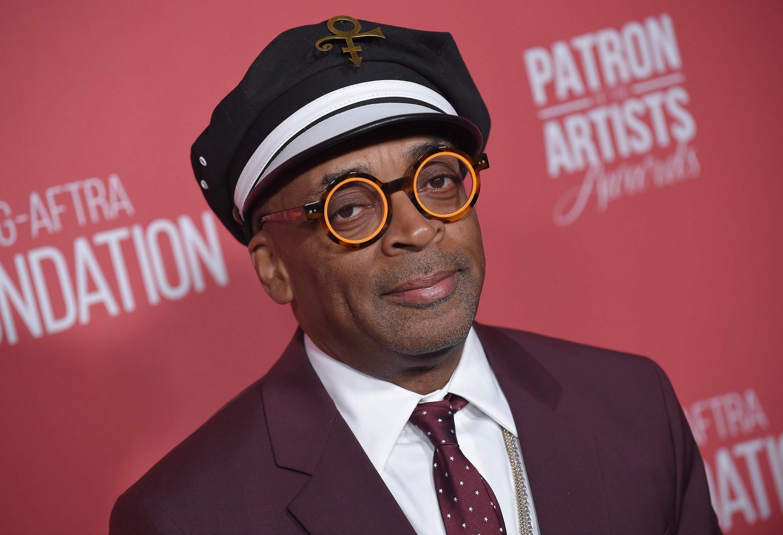 Spike Lee reflects on how police brutality is 'history repeating itself' as he discusses powerful short film