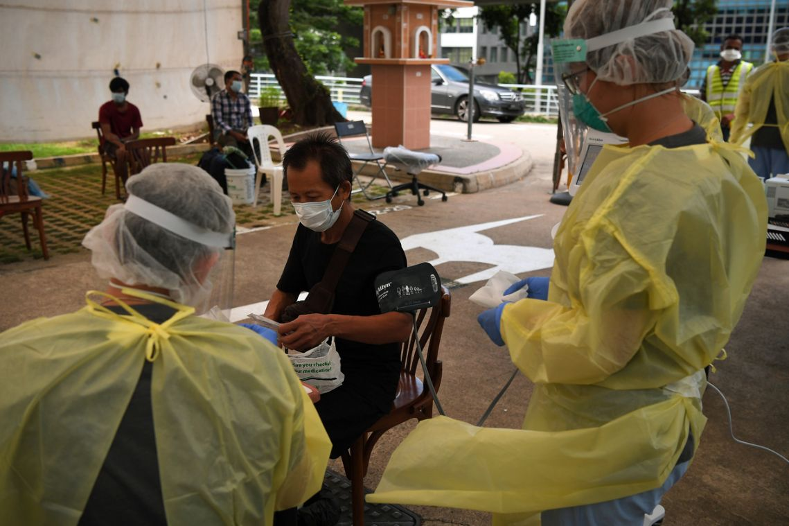 Coronavirus: About 80% of foreign workers expected to be clear of virus by end-July