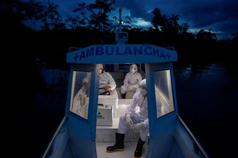 Brazil resumes publishing virus toll, criticises WHO
