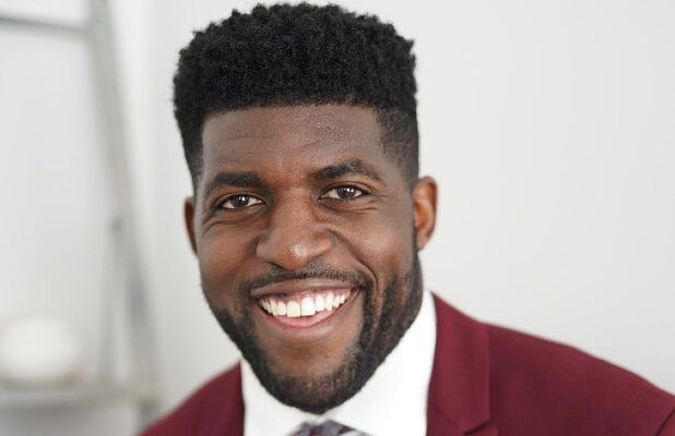 Emmanuel Acho to Replace Jason Whitlock as Co-Host of FS1's 'Speak for Yourself'