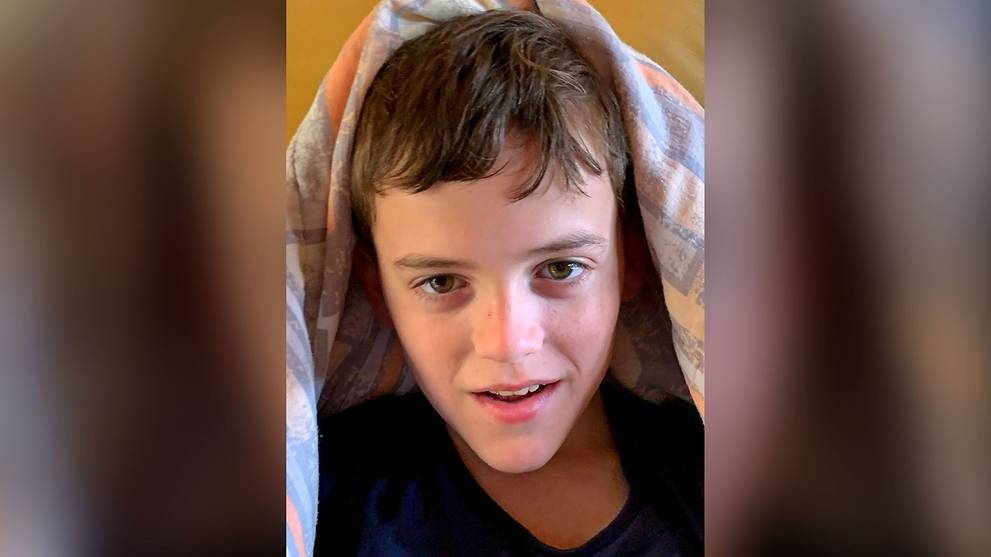 Autistic teen found after going missing for two nights on Australian mountain