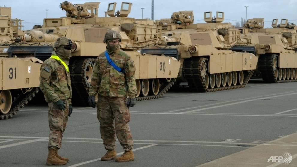 Berlin confirms US is looking at troop cuts in Germany