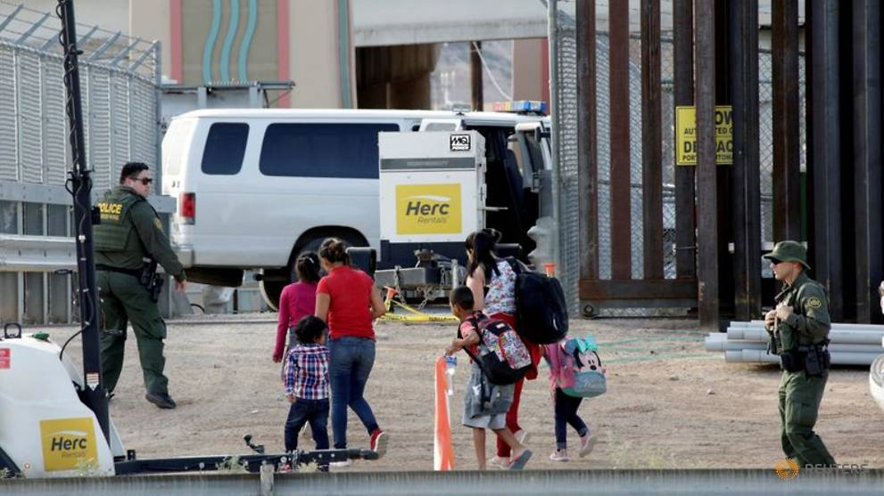 Trump administration sued over border restrictions related to COVID-19