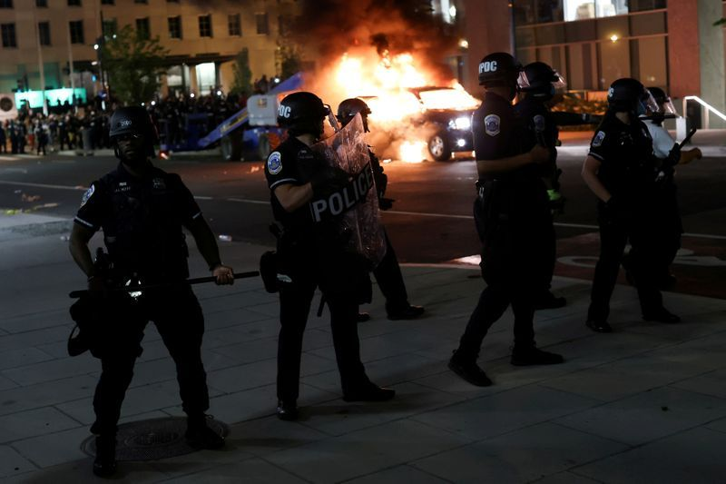 Little evidence of antifa links in U.S. Prosecutions of those charged in protest violence