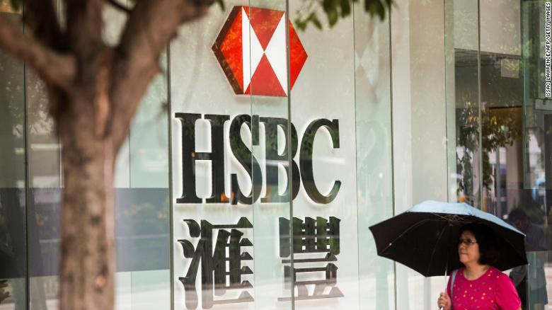 HSBC is taking heat from all sides after backing China on Hong Kong