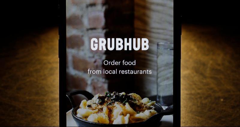 Uber吃不下 ·欧洲外卖巨擘娶走Grubhub