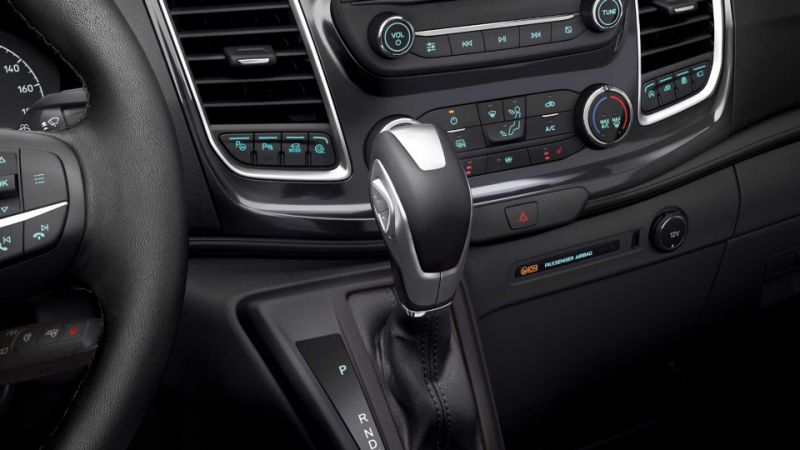 Ford Transit get 10-speed auto gearbox... from a Mustang