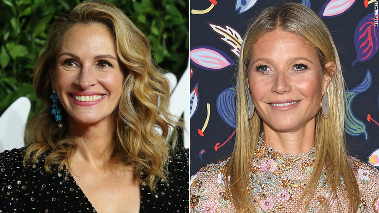 Julia Roberts, Gwyneth Paltrow giving social media accounts over to black voices for #ShareTheMicNow