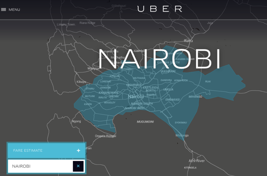 Uber Africa launches Uber Cash with Flutterwave and explores EVs