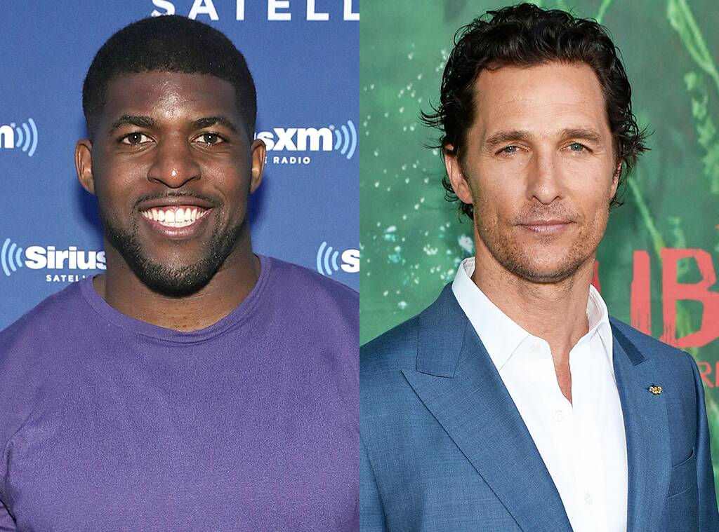 "Matthew McConaughey Vows to ""Do Better as a White Man"" in Candid Conversation With Emmanuel Acho"