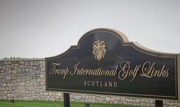 Donald Trump's golf resorts set for £1million tax rebate thanks to coronavirus bailout