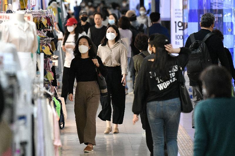 韩国新增45确诊‧首都圈疫情恐加重