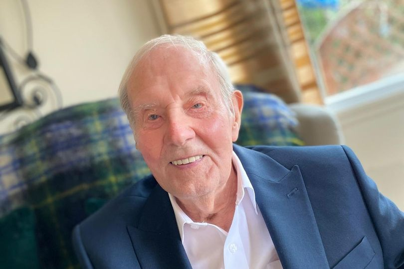 'Luckiest man alive' who worked on bridge over the River Kwai turns 100
