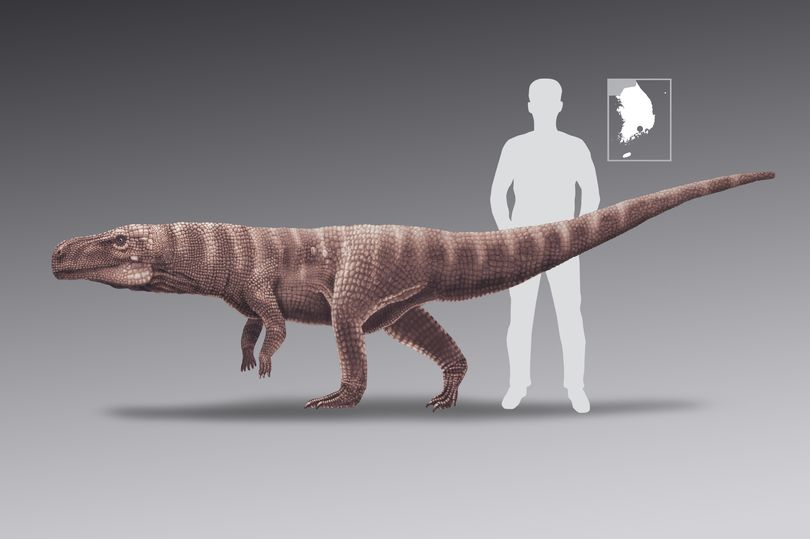 Giant 120 million-year-old crocodile that walked on two legs found by scientists