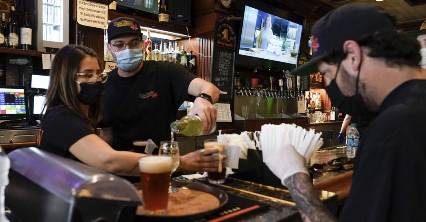 Coronavirus cases rising at alarming rate as states end lockdowns