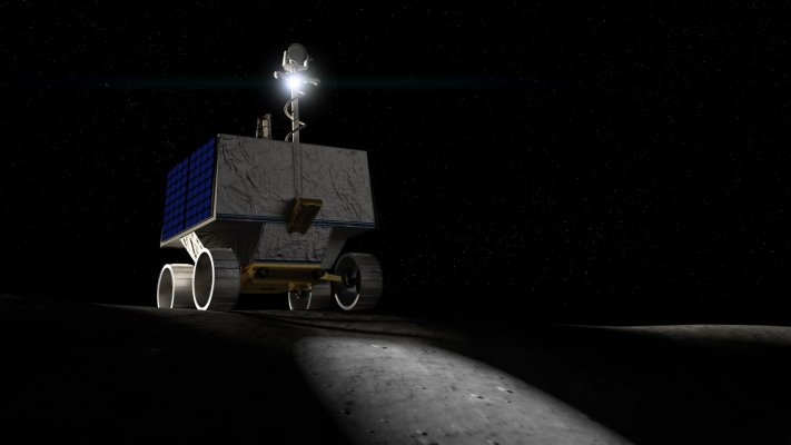 NASA picks Astrobotic to deliver its water-hunting robot rover to the moon