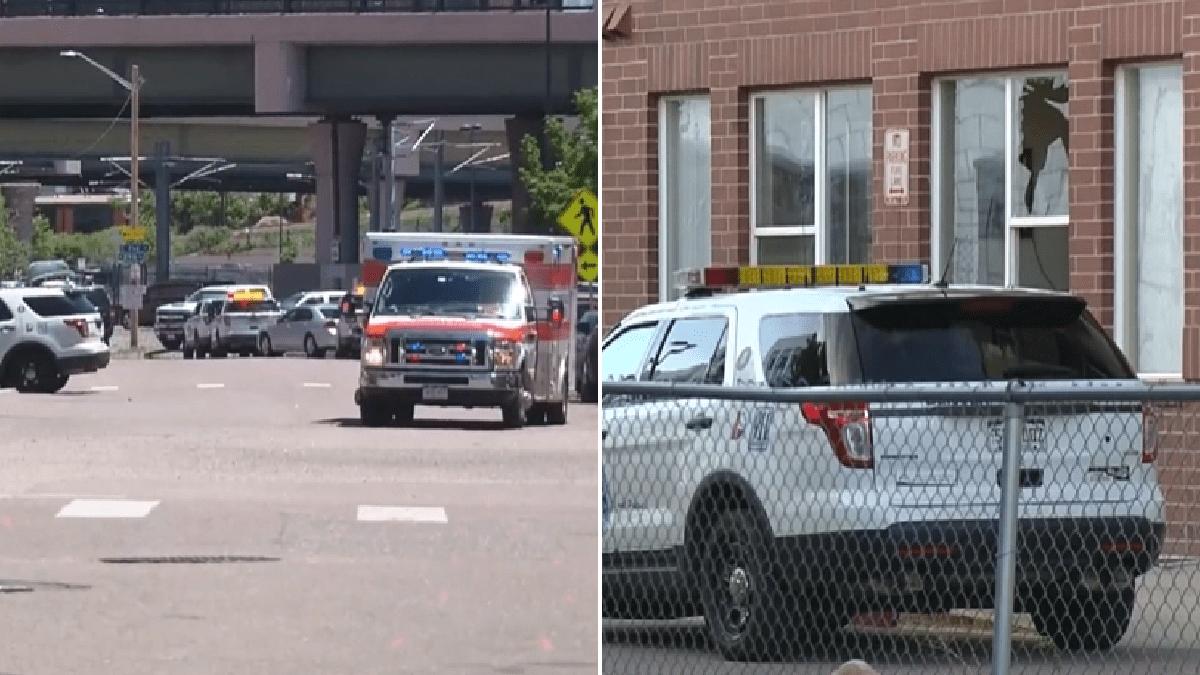 Stranger shot woman dead because her boyfriend told their dog to poop