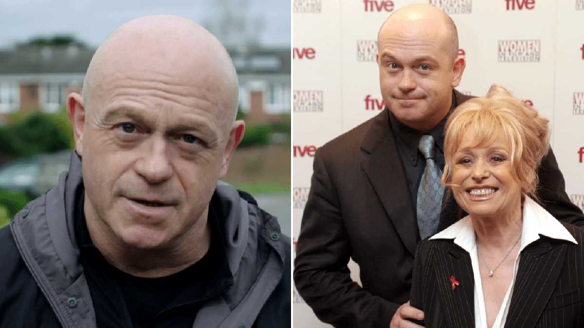 Living With Dementia viewers heartbroken as Ross Kemp opens up about Barbara Windsor's Alzheimer's battle