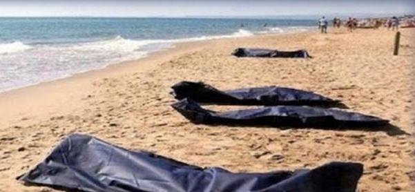 突尼斯移民船沉没事件致死人数升至53人