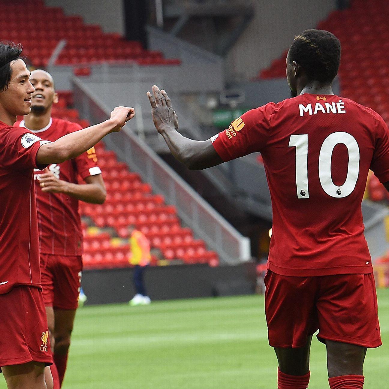 Liverpool boss Jurgen Klopp happy after 6-0 thrashing of Blackburn at Anfield