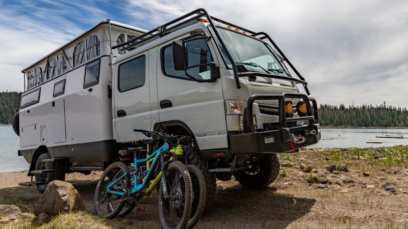 2020 EarthCruiser FX and EXP off-road RVs add double-cab accommodations