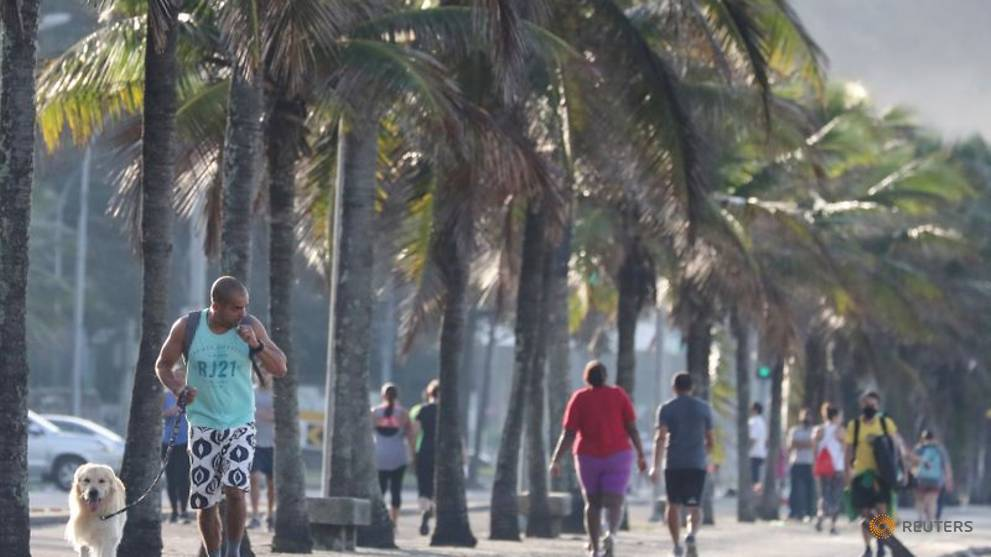 Brazil overtakes UK with world's second-highest COVID-19 deaths, as US states see rising caseloads
