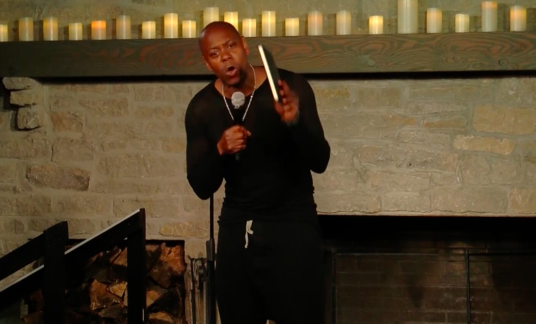 Dave Chappelle drops new special 8:46 in response to the killing of George Floyd