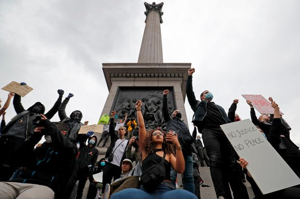 Police impose strict conditions ahead of Black Lives Matters protests in London