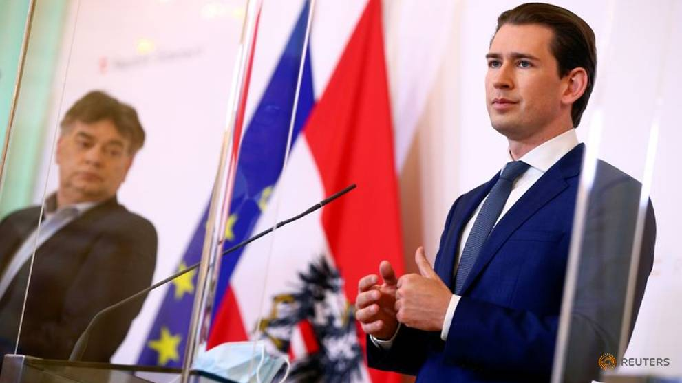 Austria plans COVID-19 help for jobless, families