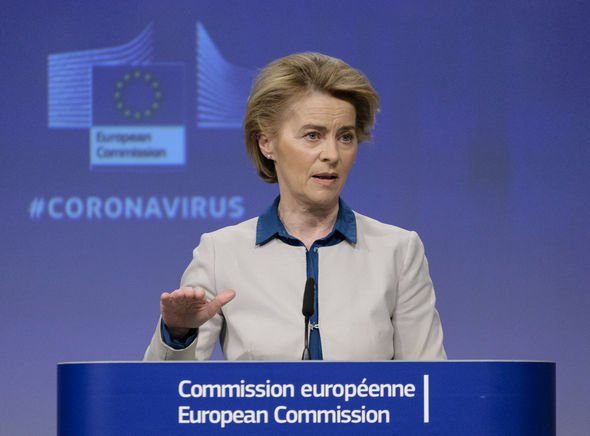 Coronavirus may be European Commission's 'undoing' - Warning as bloc 'centralise power'