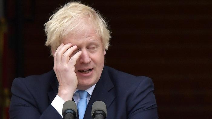 英媒曝疫情暴发6个月前,英首相解散了预防流行病委员会
