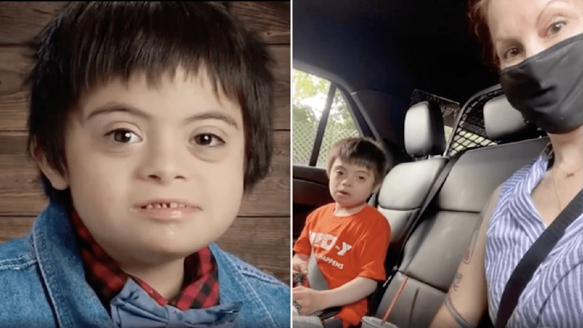 Boy, 10, with autism and Down syndrome kicked out of shop for not wearing a mask