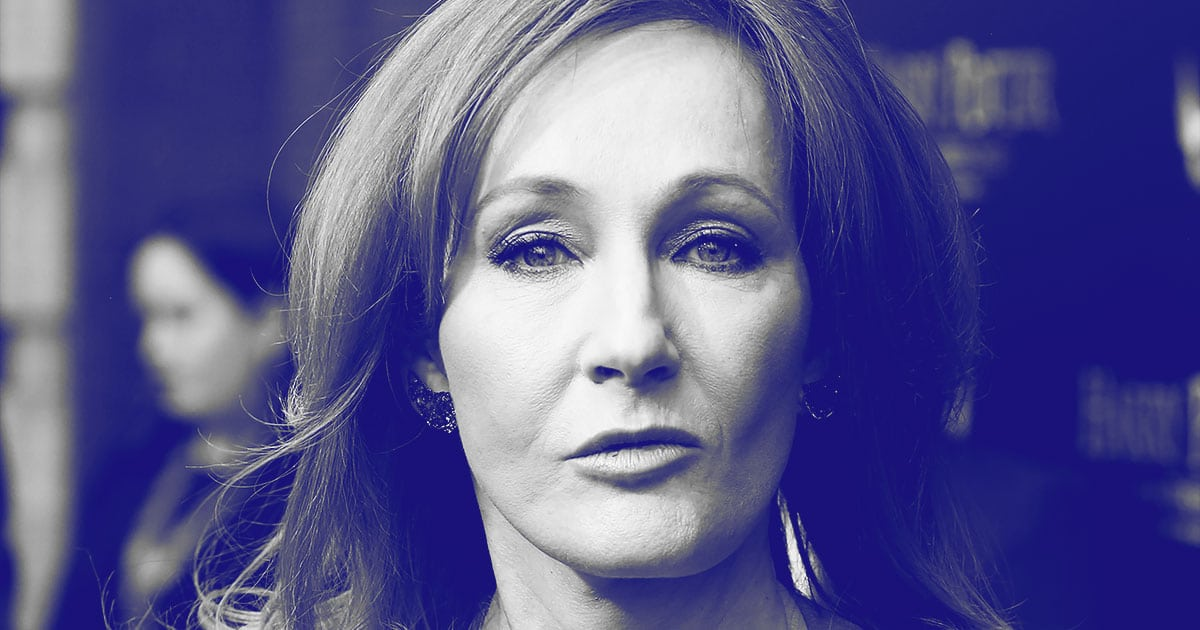 I'm A Trans Person, And I Have 4 Important Things To Say About J.K. Rowling