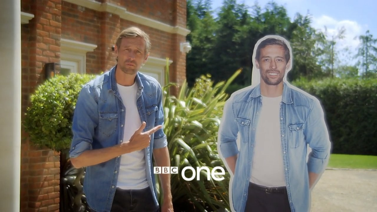 What is Peter Crouch: Save Our Summer about and when is the show next on TV?
