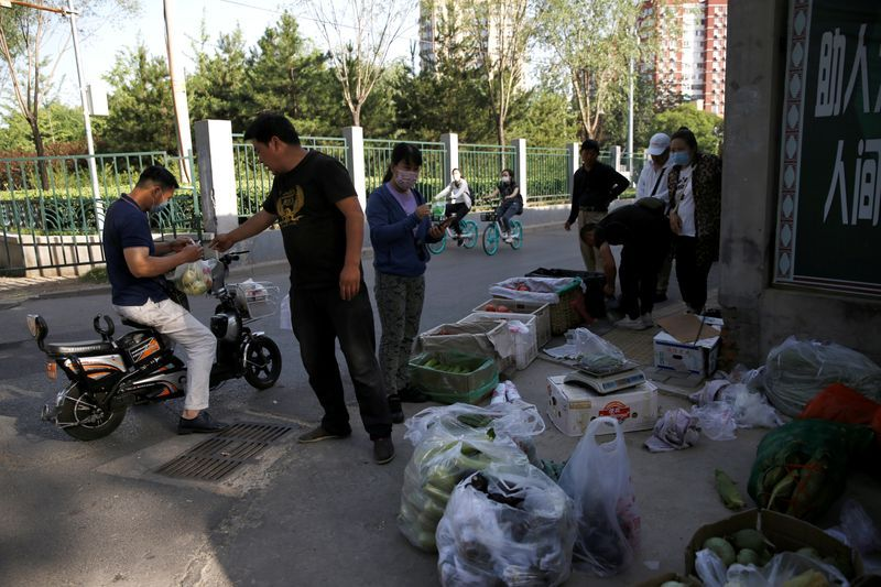 Beijing confirms eight new covid-19 cases in first seven hours of June 14