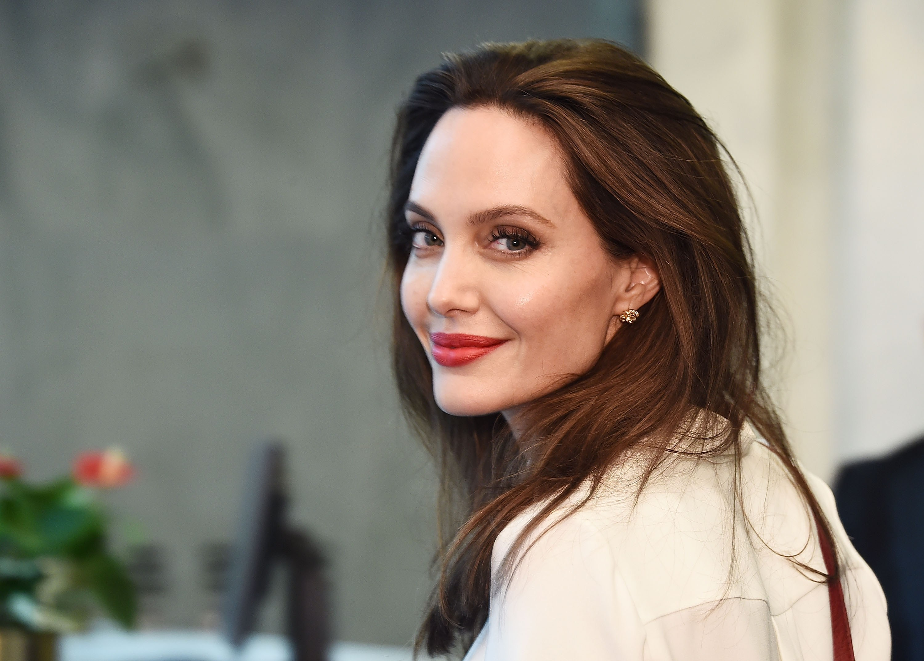 Angelina Jolie says the world is 'waking up' amid Black Lives Matter movement